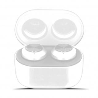 Bluetooth 5.0 Sport Wireless Headset, In-Ear, IPX5 - Weiß