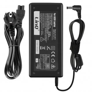AC/TO-6525 Laptop Netzteil 65W/19V 3.42A mit 5.5*2.5mmStecker by LinQ - Schwarz