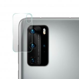 Rückkamera kratzfeste Schutzfolie für Huawei P40 Pro ? Transparent