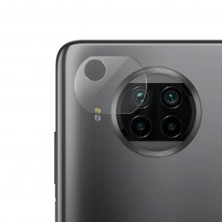 Rückkamera kratzfeste Schutzfolie Xiaomi Mi 10T Lite ? Transparent