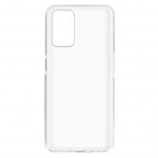 Xiaomi Redmi 9T Schutzhülle Silikon Second Skin - Transparent