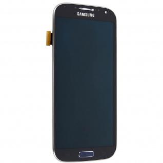 LCD Komplettset Samsung Galaxy S4 I9500 + Touchscreen - Schwarz