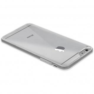Ultra-Clear Bumper Schutzhülle für Apple iPhone 6 Plus - Transparent