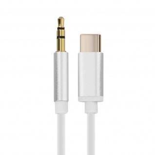 USB-C auf 3, 5mm Klinkenstecker Audio-Adapter wendbare