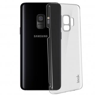 Ultra-dünne Crystal Schutzhülle Samsung Galaxy S9 - iMak Transparent