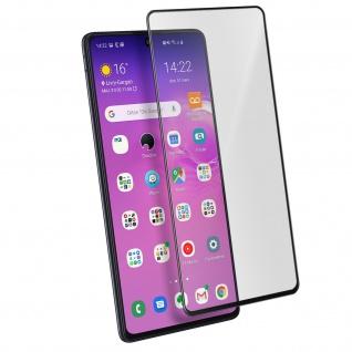 9H Härtegrad kratzfeste Glas-Displayschutzfolie Galaxy S10 Lite â€? Schwarz