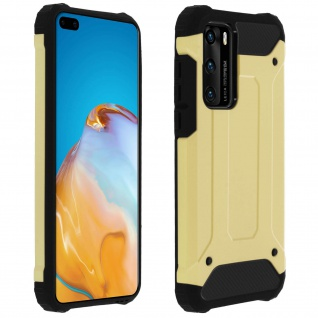 Defender II schockresistente Schutzhülle Huawei P40 - Gold