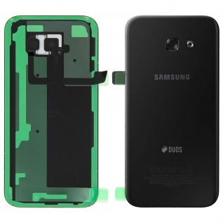 Original Samsung Akkufachdeckel für Samsung Galaxy A5 2017 - Schwarz