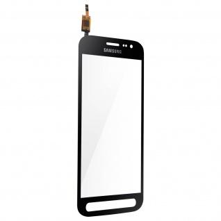 Samsung Galaxy Xcover 4 Touchscreen Ersatzteil - Schwarz