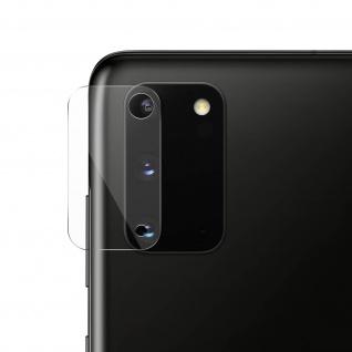 Rückkamera kratzfeste Schutzfolie für Samsung Galaxy S20 - Transparent