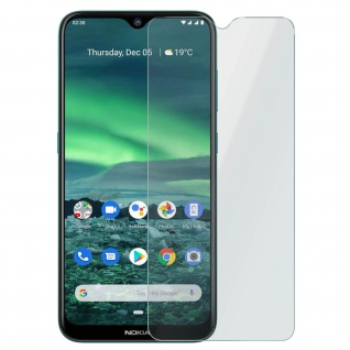 Flexible Displayschutzfolie, ultradünne Folie für Nokia 2.3 - Transparent