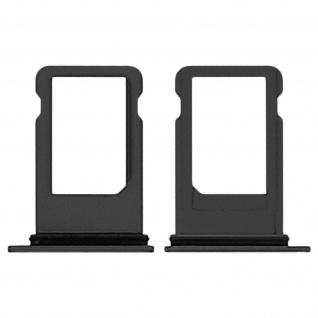 Nano SIM-Kartenhalter, Ersatzteil für Apple iPhone 8 Plus - Vorschau 1