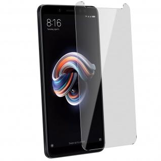 Displayschutzfolie aus gehärtetem Glas für Xiaomi Redmi 5 Plus - 9H Härtegrad