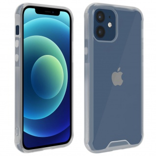 Pop Series stoßfeste Handyhülle für Apple iPhone 12 Mini ? Transparent