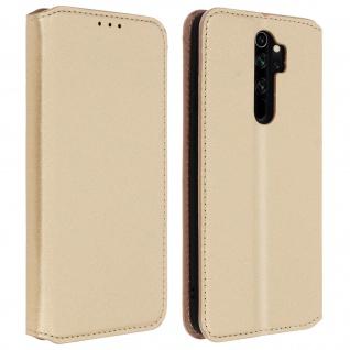 Kunstleder Cover Classic Edition Xiaomi Redmi Note 8 Pro - Gold