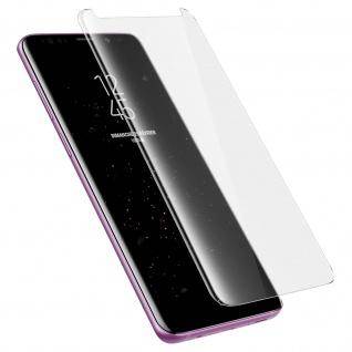Displayschutzfolie + UV-Lampe + Flüssigkleber für Samsung Galaxy S9