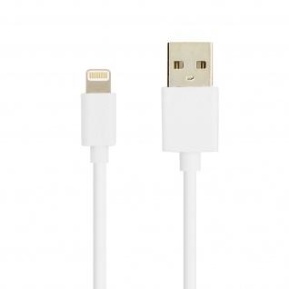 Ladekabel iPhone/iPad/ USB 2.1A Inkax ? 1M Aufladen und Synchronisieren - Vorschau 2