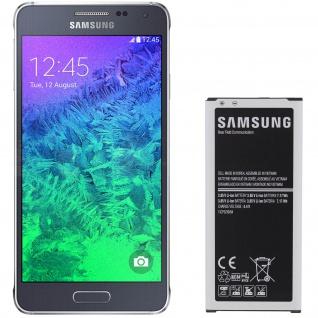 1860 mAh Samsung EB-BG850BBE Austausch-Akku für Samsung Galaxy Alpha