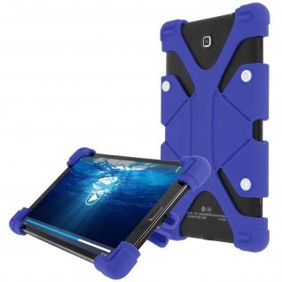 Universal Case mit Bumper Blau für Tablets von 8.9'' bis 12''? Standfunktion