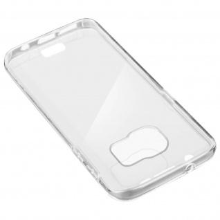 Schutzhülle für Vorder- und Rückseite für Samsung Galaxy S7 ? Transparent