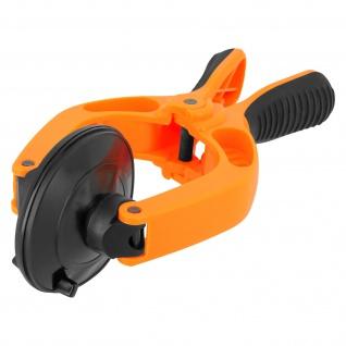 Demontage Werkzeug, Saugnapf mit Griff, Jakemy ? Orange