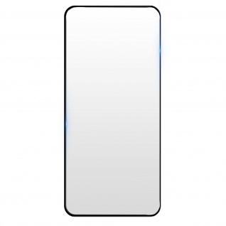 9H Härtegrad Glas-Displayschutzfolie Oppo A73 5G â€? Schwarz