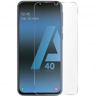 Flexible Displayschutzfolie by 3MK, 0, 2mm Folie Galaxy A40 - Transparent
