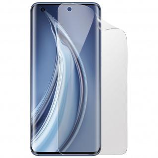 2x Xiaomi Mi 10 Pro Hydrogel Displayschutzfolien flexibel - Imak - Transparent
