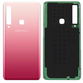 Ersatzteil Akkudeckel, neue Rückseite für Samsung Galaxy A9 2018 - Rosa