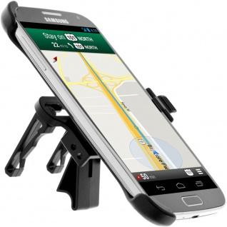 Samsung Galaxy S4 KFZ-Halterung - Lüftungshalterung - Schwarz