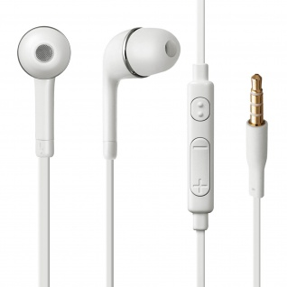 Original Samsung EO-EG900BW in-ear Kopfhörer - Freisprecheinrichtung - Weiß