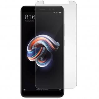 Displayschutzfolie aus gehärtetem Glas für Xiaomi Redmi Note 5 - 9H Härtegrad