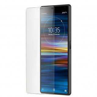 9H Härtegrad kratzfeste Displayschutzfolie für Sony Xperia 10 - Transparent