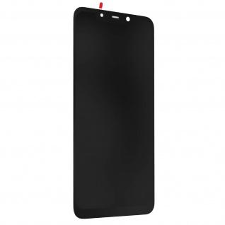LCD Komplettset mit Touchscreen für Pocophone F1 - Schwarz