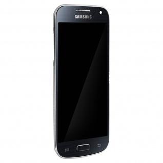 LCD Komplettset mit Touchscreen Ersatzteil für Samsung Galaxy S4 Mini - Schwarz