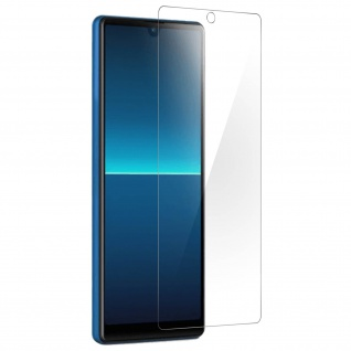 9H Härtegrad kratzfeste Glas-Displayschutzfolie Sony Xperia L4 â€? Transparent