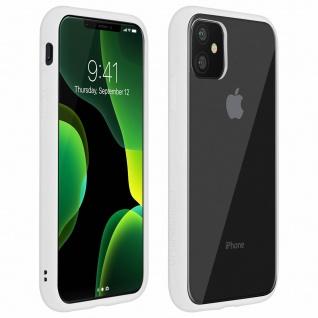 Anpassbare Mod NX Handyhülle Apple iPhone 11 + Rückseite by Rhinoshield Weiß