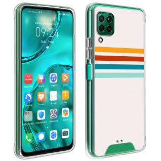 Handyhülle für Huawei P40 Lite, Made in France ? Stripes Design