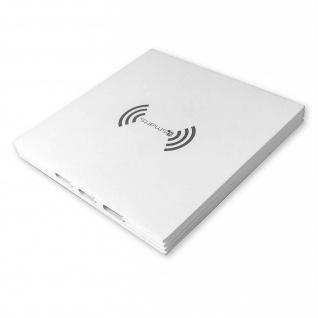 VoltBeam QI-Smartphones Ladestation 1.5A by 4Smarts - Weiß