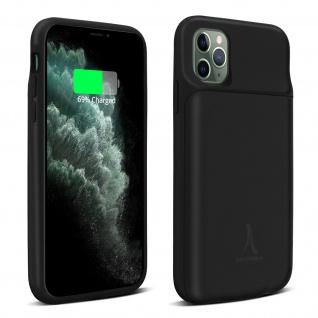 Akashi 2-in-1 3500mAh Akkuhülle für Apple iPhone 11 Pro ? Schwarz