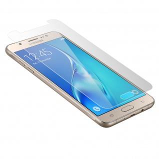 Bruchsichere Displayschutzfolie aus Hartglas für Samsung Galaxy J7 2016