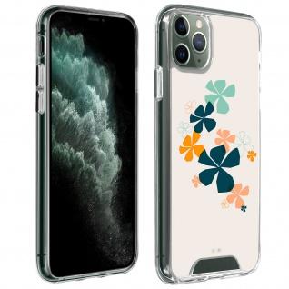 Handyhülle für iPhone 11 Pro Max, Made in France ? Kleeblatt Design