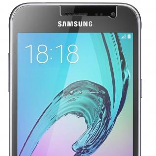 Bruchsichere Displayschutzfolie aus Hartglas für Samsung Galaxy J3 - Vorschau 5