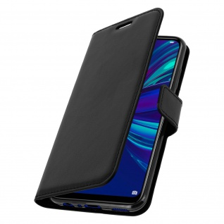 Flip Stand Cover mit Standfunktion Huawei P Smart 2019 / Honor 10 Lite - Schwarz - Vorschau 2