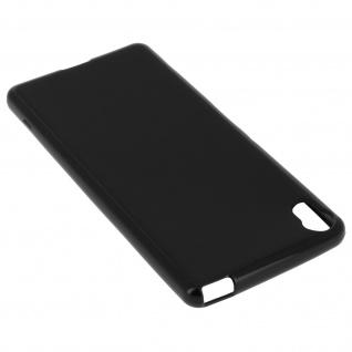 Unverbrüchliche schwarze Schutzhülle aus hochwertigem Silikon für Sony Xperia XA