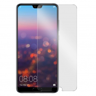 Flexible Displayschutzfolie, 0, 2mm Folie Huawei P20 - Transparent