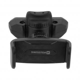 Swissten S-Grip Handyhalterung, Autohalterung für CD-Schlitz â€? Schwarz
