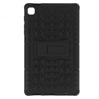 Samsung Galaxy Tab A7 Lite Schutzhülle, Hard Case mit Standfunktion ? Schwarz
