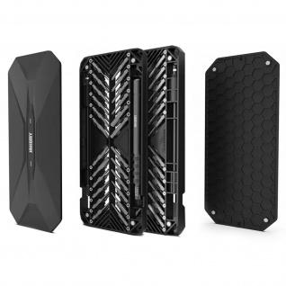 50-in-1 Smartphone / Tablet Reparatur Schraubendreher Kit Jakemy ? Schwarz