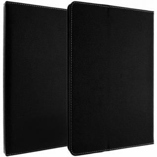 Universal Flip-Schutzhülle für 10'' Tablets mit Griff & Standfunktion ? Schwarz